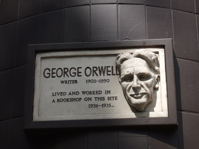 George_Orwell_in_Hampstead_-_geograph.org.uk_-_432863